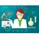 Profession Scientist - GraphicRiver Item for Sale