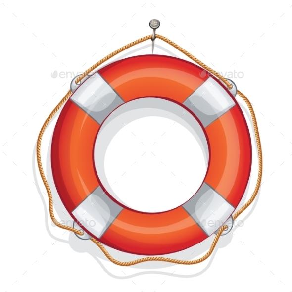GraphicRiver Lifebuoy 9685765