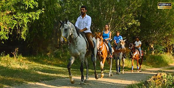 VideoHive Horseback Riding 4 9685855