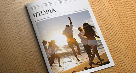 Utopia Magazine Photo Library