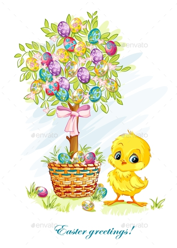 GraphicRiver Easter 9685889