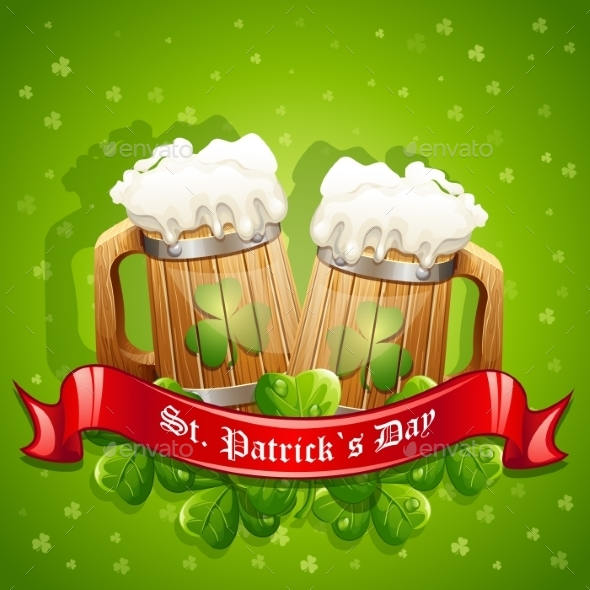 GraphicRiver St Patricks Day 9685927