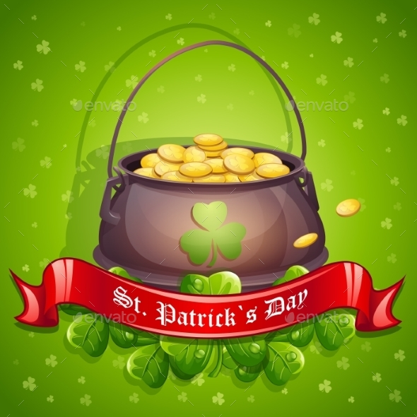 GraphicRiver St Patricks Day 9685948