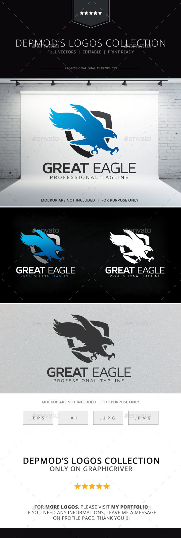 Great Eagle Logo