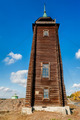 Wooden watchtower, 19th century - PhotoDune Item for Sale