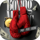 Boxing Maniac Flyer Template - GraphicRiver Item for Sale