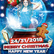 Christmas And New Year Template - GraphicRiver Item for Sale