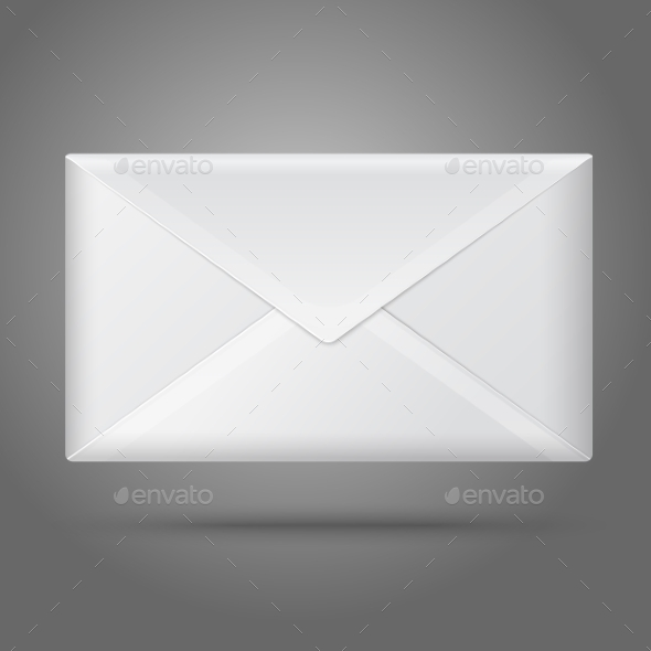 GraphicRiver Envelope Closed 9686771