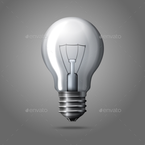 GraphicRiver Light Bulb 9686798