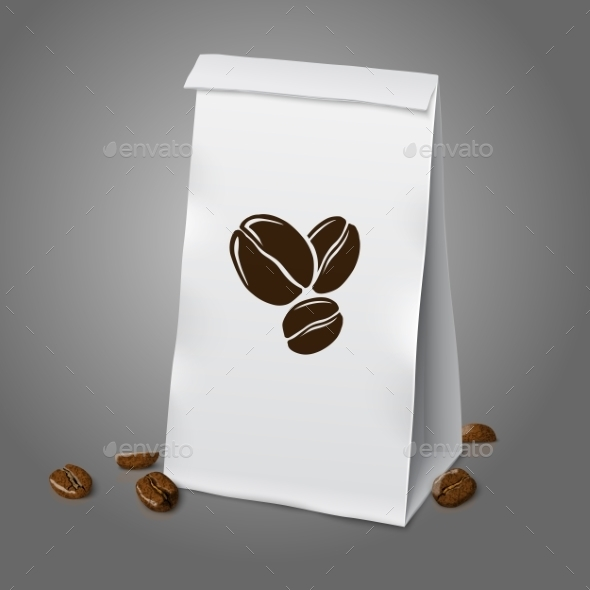 GraphicRiver Coffee Packaging 9686807