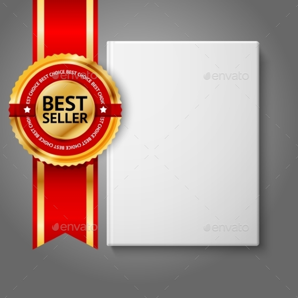 GraphicRiver Hardcover Book with Ribbon 9686815