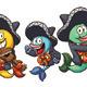 Mariachi Fish - GraphicRiver Item for Sale