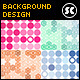 Modern Circle/Dotted Abstract Background - GraphicRiver Item for Sale