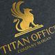 Titan Office Logo - GraphicRiver Item for Sale