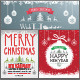 Christmas Greeting Cards & Posters - GraphicRiver Item for Sale