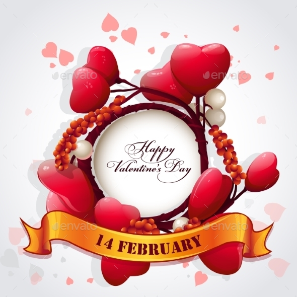 GraphicRiver Valentines Day 9687810