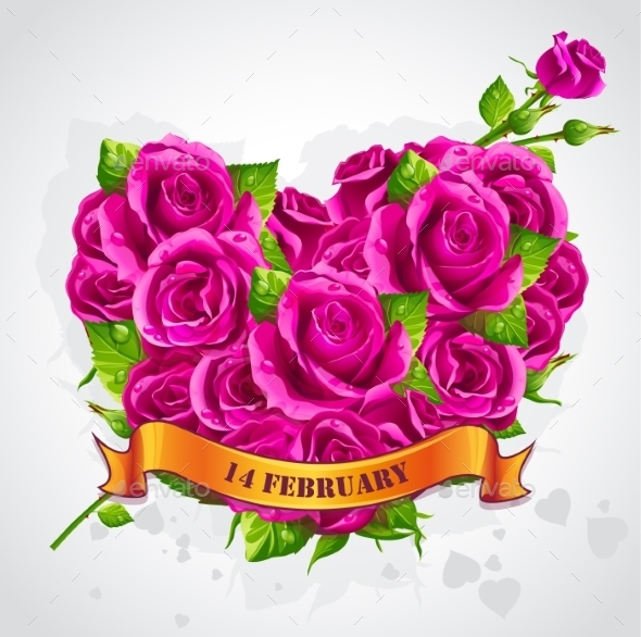 GraphicRiver Happy Valentines Day 9687814