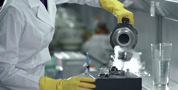 VideoHive Mineral Separation Laboratory 9688188