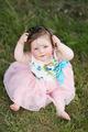 Baby Girl in Park - PhotoDune Item for Sale
