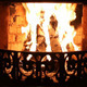 Burning Fireplace - VideoHive Item for Sale