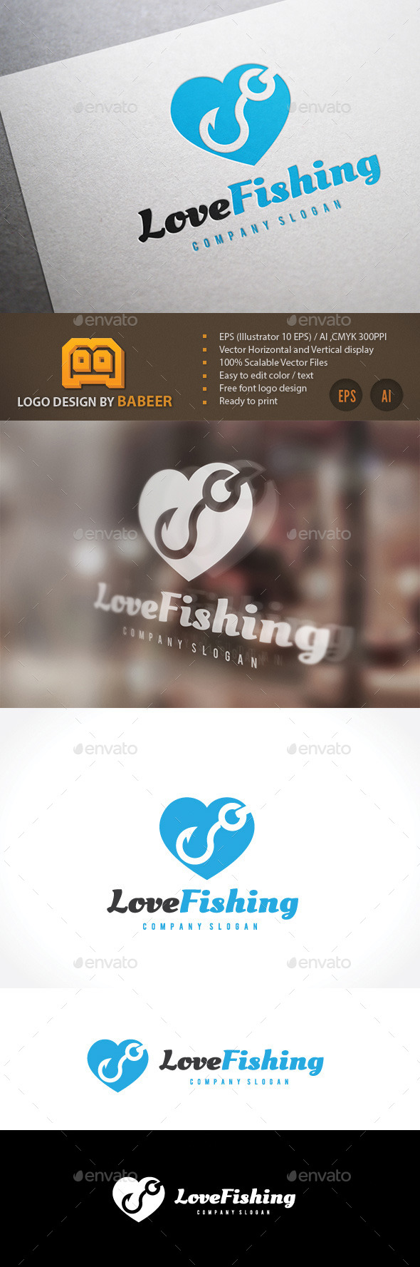 GraphicRiver Love Fishing 9688713