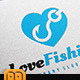 Love Fishing  - GraphicRiver Item for Sale