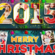 New Year & Christmas FB Covers - GraphicRiver Item for Sale