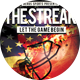 The Streak Football Flyer - GraphicRiver Item for Sale