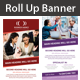 Business Agency Rollup Banners - GraphicRiver Item for Sale