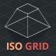 Isometry grid - GraphicRiver Item for Sale