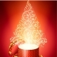 Abstract Christmas Tree from Gift Box - GraphicRiver Item for Sale