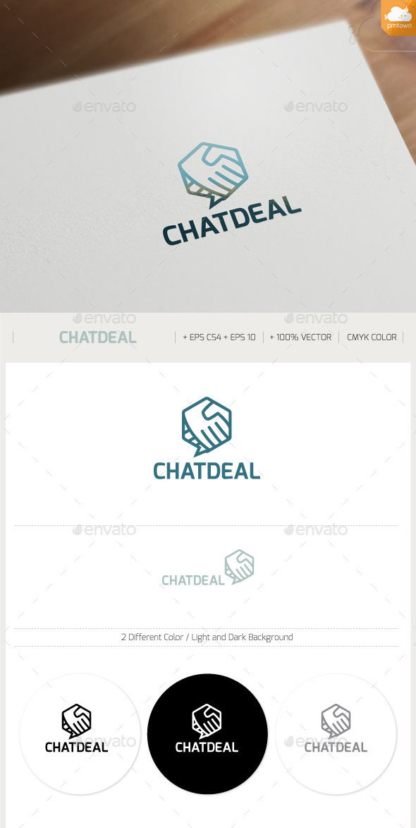 GraphicRiver CHATDEAL 9691494