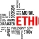 word cloud - ethics - PhotoDune Item for Sale