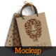 Gift Bags Mockup - GraphicRiver Item for Sale