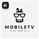 Mobile Tv Logo - GraphicRiver Item for Sale