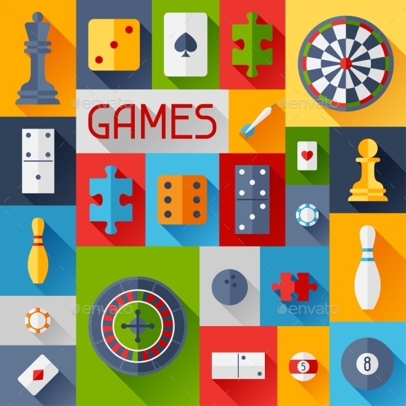 GraphicRiver Game Background 9692924