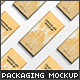 Packaging Chocolate Mock-Up - GraphicRiver Item for Sale