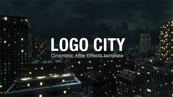 VideoHive Logo City 9693418