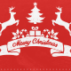 Vintage Christmas Card - GraphicRiver Item for Sale