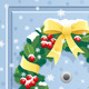 Door Wreath - GraphicRiver Item for Sale