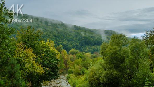 VideoHive Carpathian Mountains Autumn 9693956