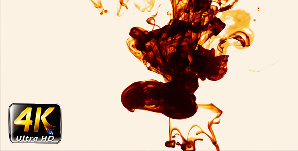 VideoHive Ink Spread In Underwater 9694143