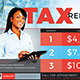 Tax Refund Flyer Template - GraphicRiver Item for Sale