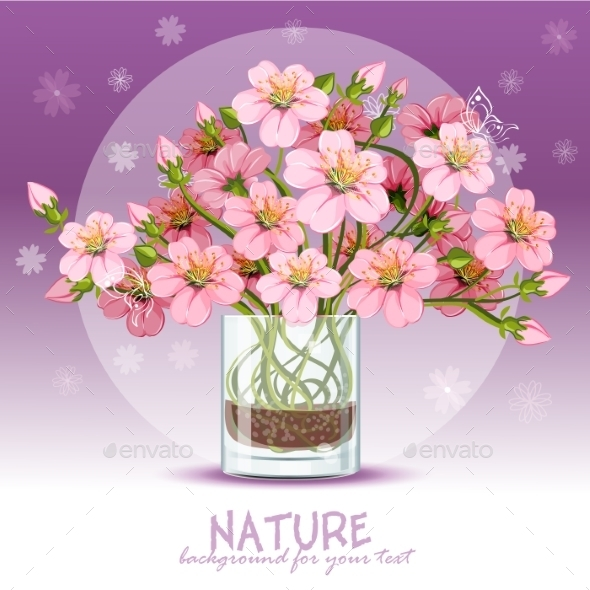GraphicRiver Flowers 9695173