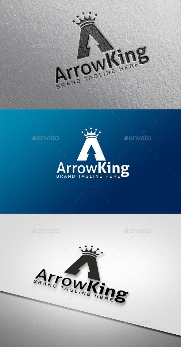 GraphicRiver Arrow King 9695250