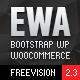 EWA - Bootstrap Multi-Purpose Wordpress Theme - ThemeForest Item for Sale