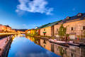 Otaru, Japan Warehouses and Canals - PhotoDune Item for Sale