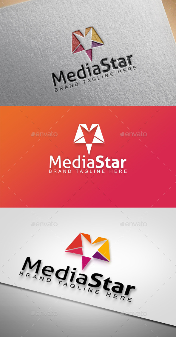 GraphicRiver Media Star 9695468