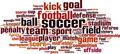 Soccer Word Cloud Concept - PhotoDune Item for Sale