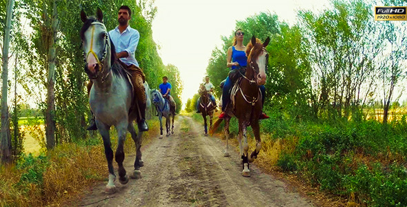 Horseback Riding 9